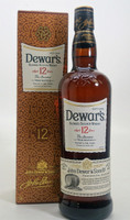 Dewar's 12 Year Old The Ancestor Blended Scotch Whisky