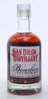 San Diego Distillery Single Barrel Bourbon Whiskey