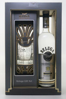 Beluga Export Vodka Gift Set with Glass