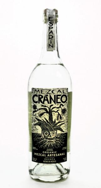 Cráneo Organic Mezcal