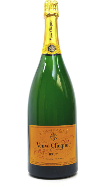 veuve clicquot brut champagne 1 5 liter magnum. Black Bedroom Furniture Sets. Home Design Ideas