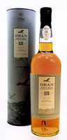 OBAN 18 year Single Malt Scotch Whisky