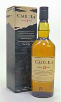 Caol Ila Single Malt Scotch 12 years