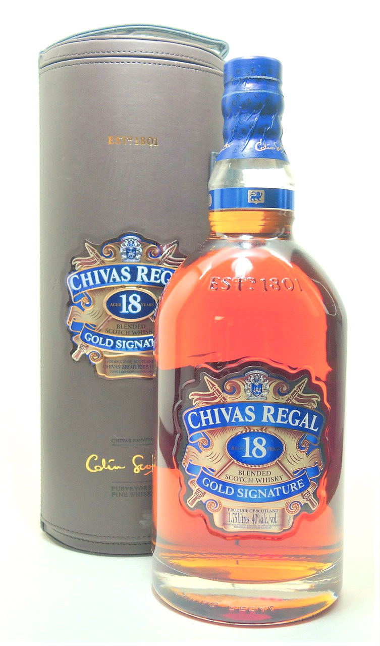 Chivas regal 18 years liter blended malt - Chivas regal 18 1 liter price ...