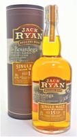 Jack Ryan Beggars Bush 15 year The Bourdega Single Malt Whiskey
