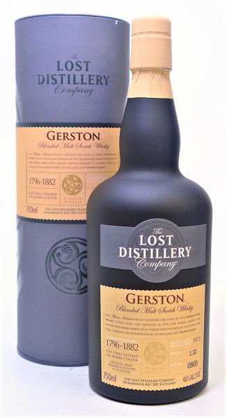 The Lost Distillery Gerston Blended Malt Scotch Whisky
