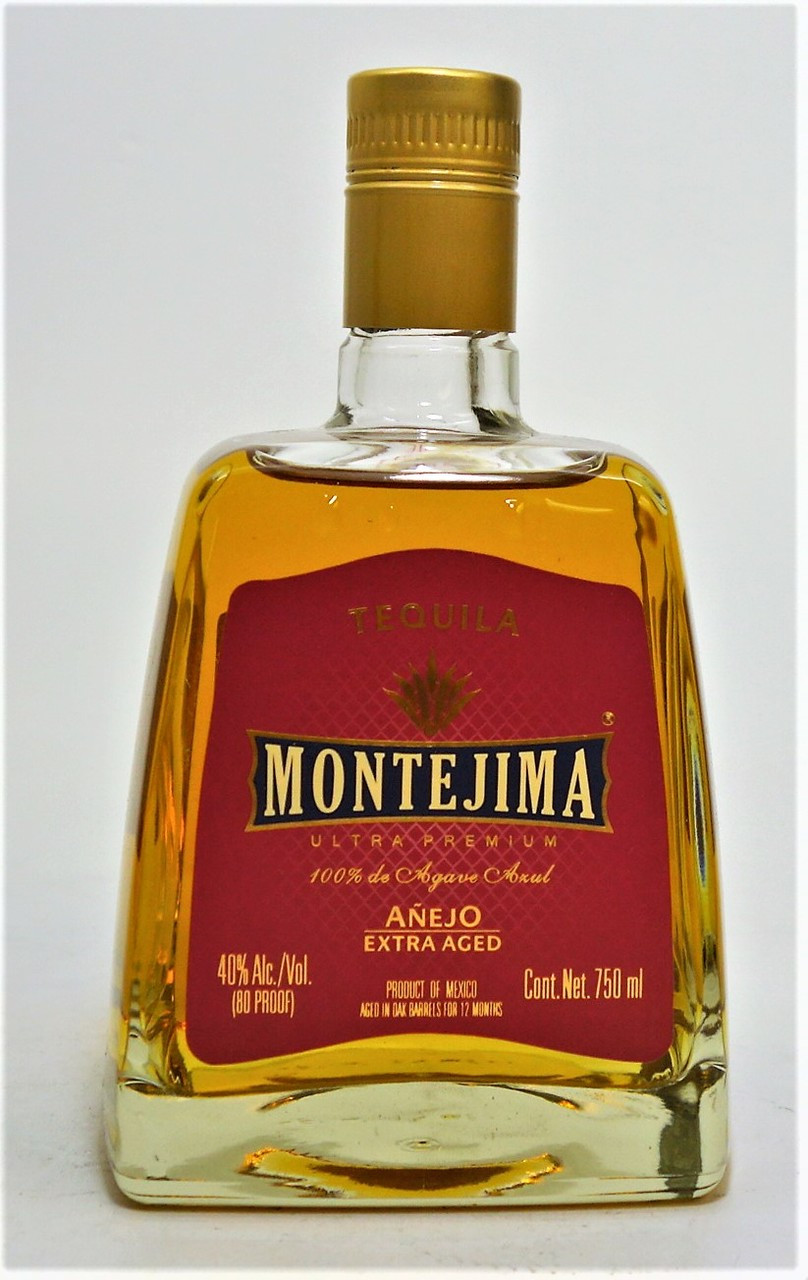 Montejima Añejo Extra Aged Tequila