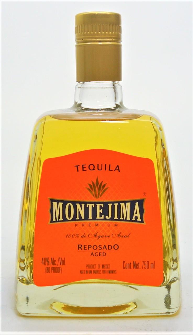 Montejima Reposado Tequila