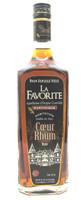 La Favorite 3 yr Rhum Vieux Cœur de Rhum