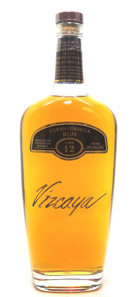 Viscaya Rum Cask 12 Year