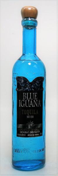Blue Iguana Silver Tequila
