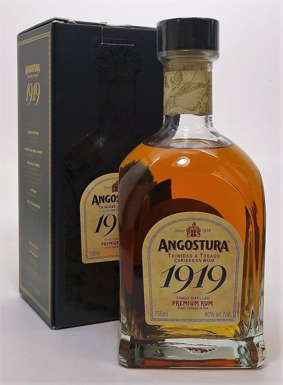 Angostura Trinidad & Tobago 1919 Rum