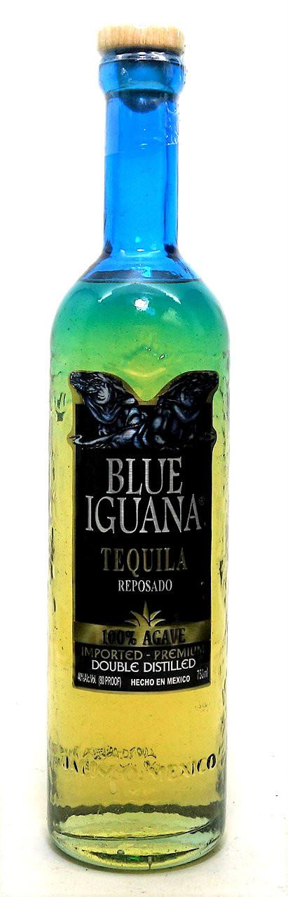 Blue Iguana Reposado Tequila