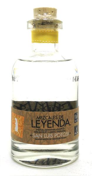 Mezcales De Leyenda San Luis Potosi Blanco