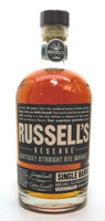 Russell's Reserve Single Barrel Kentucky Straight Rye Whiskey