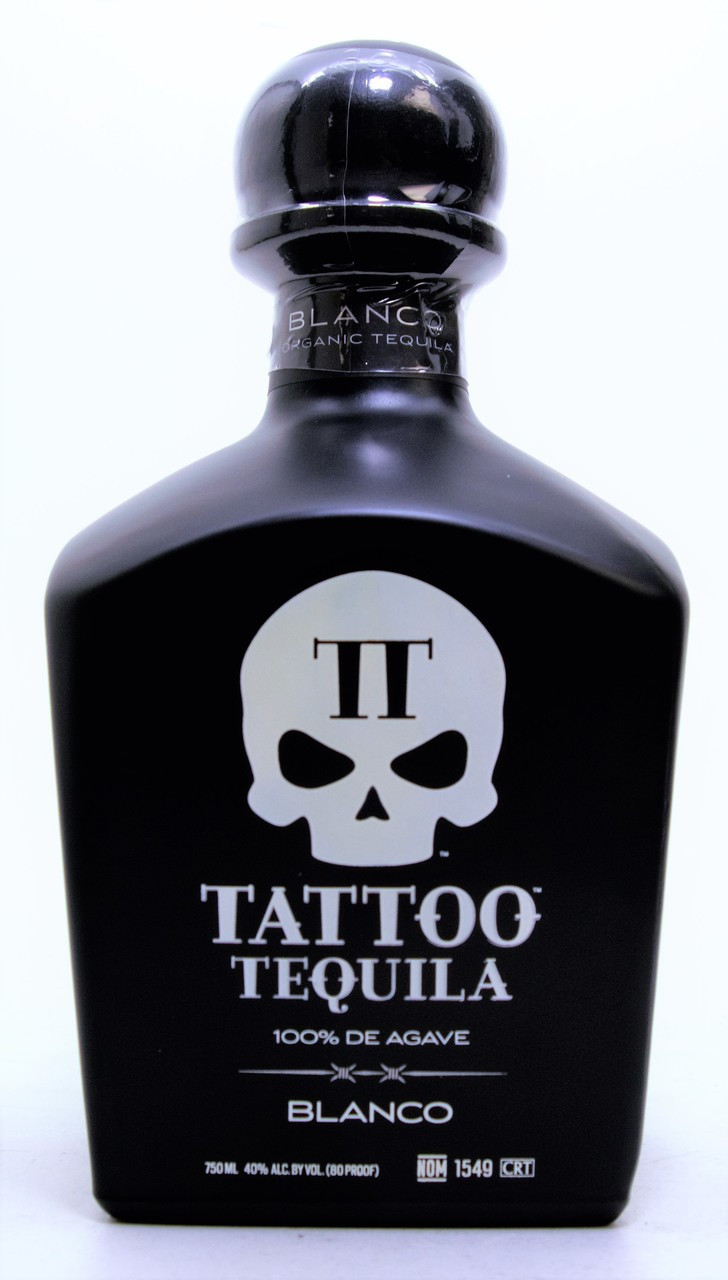 TT Tattoo Blanco Tequila