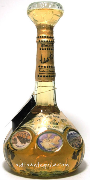 Don Valente Reposado Tequila best of the best