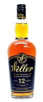 W.L WELLER ORIGINAL 12YR