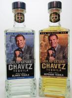 Julio Cesar Chavez Blanco-Reposado Set Tequila