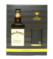 Jack Daniel's Tennessee Honey With Flask