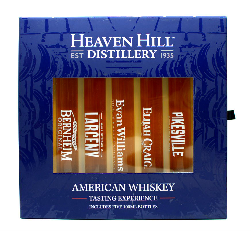 Heaven Hill American Whiskey Tasting Experience