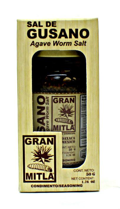 Sal De Gusano Agave Worm Salt 50 grams