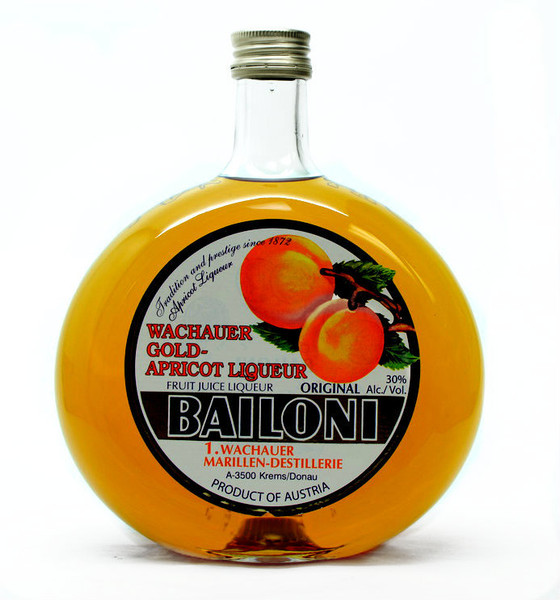 Wachauer Gold Apricot Bailoni