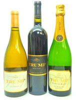 Trump Wine Tasting Set 3 bottles
