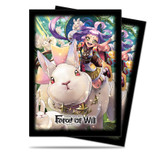 Force of Will: A4, Kaguya Deck Protector Sleeves