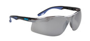 Topaz Safety Glasses- Mirror