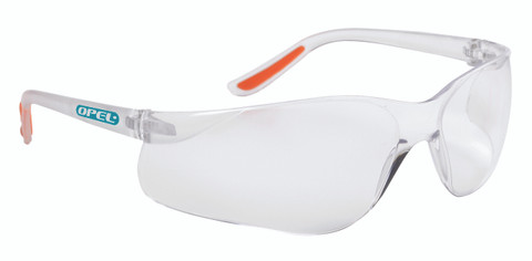 Opel Safety Glasses- Clear