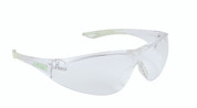 Aeris Safety Glasses- Clear
