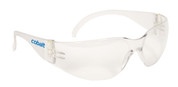 Cobalt Safety Glasses- Clear