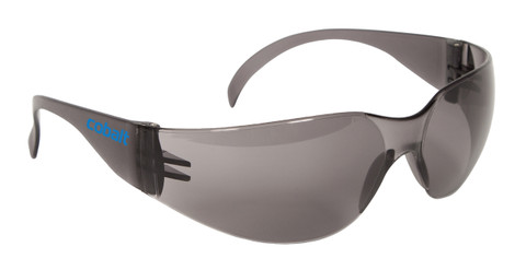 Cobalt Safety Glasses- Smoke