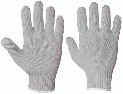 Poly Cotton Shells Glove- Mens
