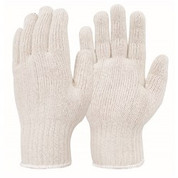 Knitted Poly Cotton Ladies Glove