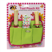 Little Pals Tool Pouch Kit - Pink