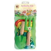 Little Pals Garden Activity Kit - Green
