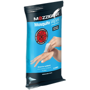 Mozzigear Mosquito Wipes - Pack of 30