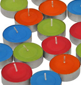 Citronella Tealight Candles WaxWorks 12 pack