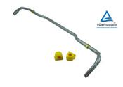 A3 Mk2 8p 04-12  FWD Rear Sway bar - 24mm X heavy duty adjustabl