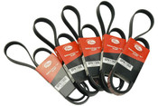 Gates - Auxiliary Belt 6PK1438 Evo 4-9 RS