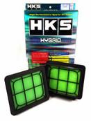 HKS Super Hybrid Filter Nissan GT-R R35 (Pair)