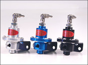SARD Fuel Pressure Regulator with 8mm Nipples - Blue