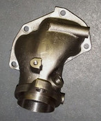 "Turbo Technics 3"" Cast Turbo Elbow Evo 7/8/9"