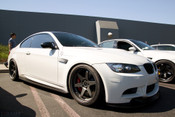 Platte Forme a.g. Side Skirt Carbon Fiber Side Skirt Extention BMW M3