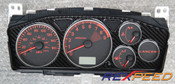 Rexpeed Carbon Gauge Cluster CT9A
