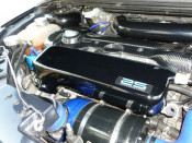 AS Performance Inlet manifold for Focus Mk2 ST & RS - Gloss Black
