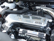 AS Performance Inlet manifold for Focus Mk2 ST & RS - Polished Alloy