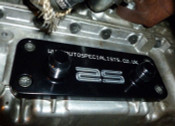 AS Focus Mk2 ST/RS Remote oil cooler adaptor plate